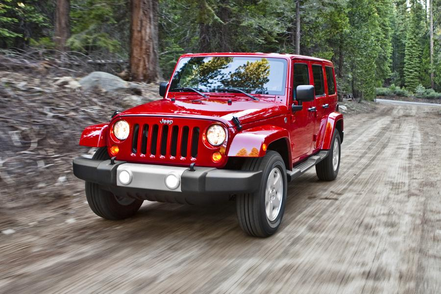 2014 Jeep Wrangler Photo 1 of 20
