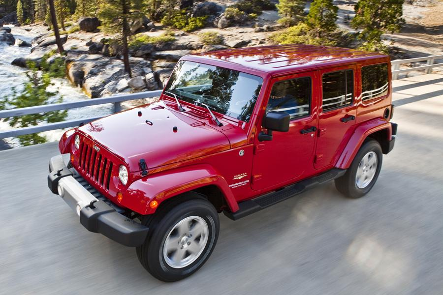 2014 Jeep Wrangler Photo 3 of 20