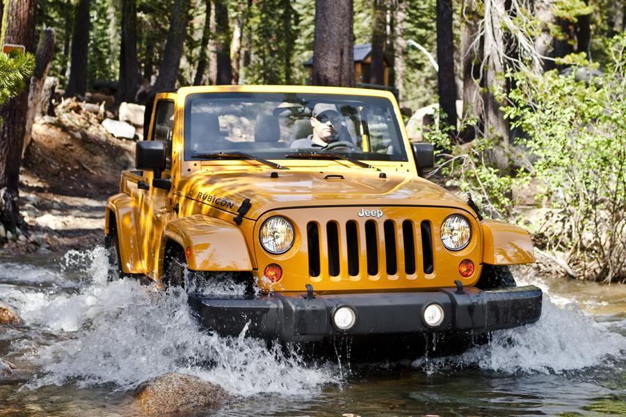2014 Jeep Wrangler Photo 5 of 20