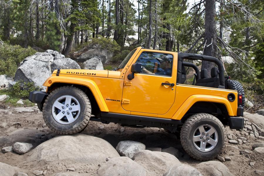 2014 Jeep Wrangler Photo 6 of 20
