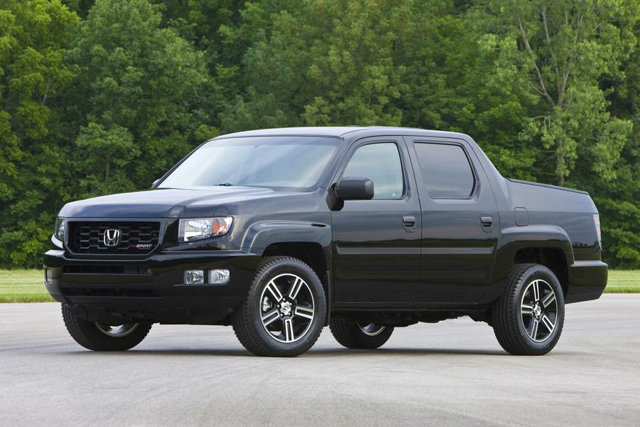 2013 Honda Ridgeline Photo 1 of 16