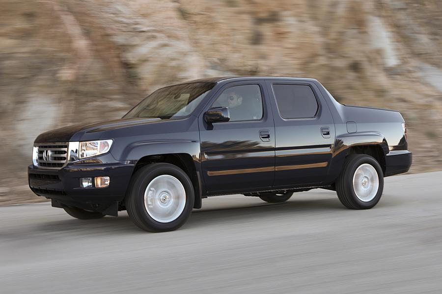 2013 Honda Ridgeline Photo 5 of 16