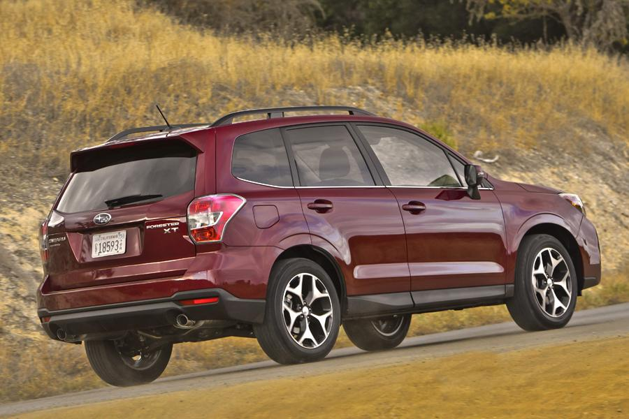 2014 Subaru Forester Overview | Cars.com