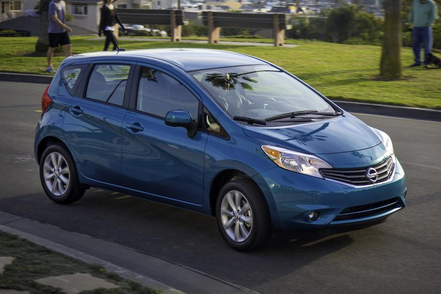 2014 Nissan Versa Note Photo 1 of 40