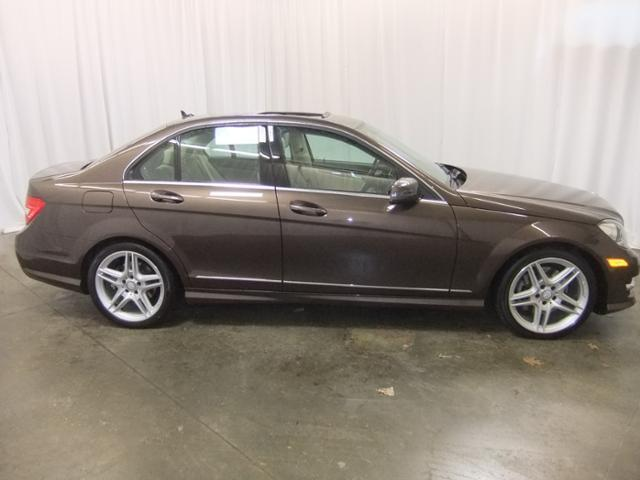 Used 2014 Mercedes-Benz  C300 4MATIC Sport