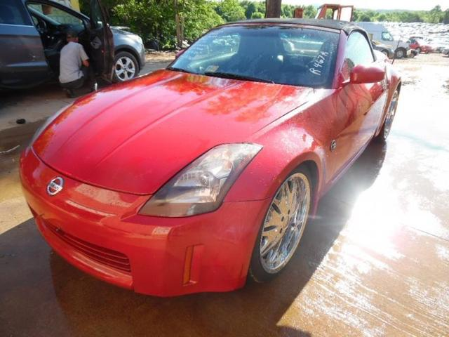 2005 nissan 350z touring for sale in bedford cars used 2005 nissan 350z touring sciox Images