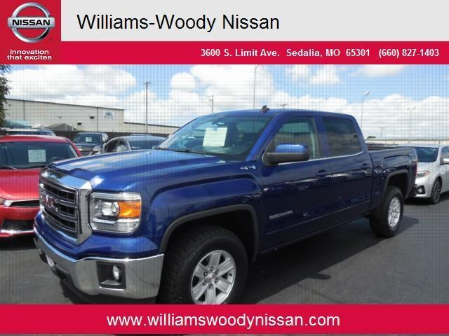 Used 2014 GMC Sierra 1500 SLE