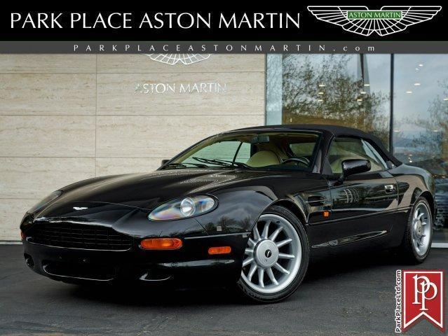 Used 1997 Aston Martin DB7 Volante