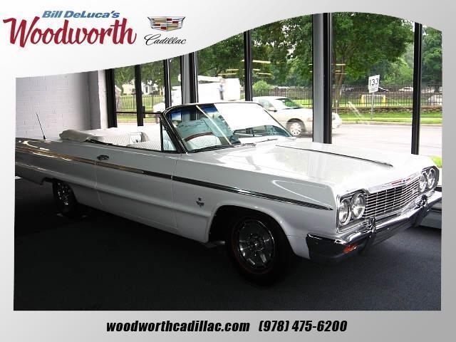 Used 1964 Chevrolet Impala SS