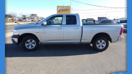 Used 2015 RAM 1500 Tradesman/Express