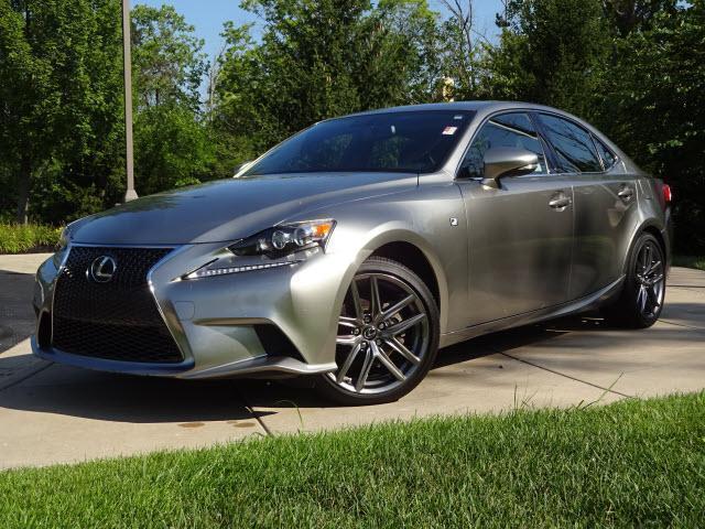 Certified 2015 Lexus IS 250 SPORT