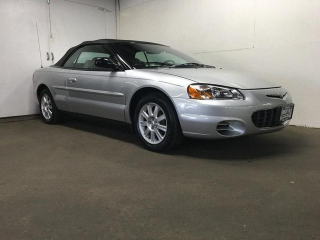 Used 2002 Chrysler Sebring GTC