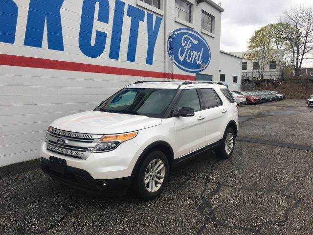 Certified 2014 Ford Explorer XLT