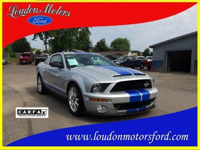 Used 2009 Ford Mustang Shelby GT500