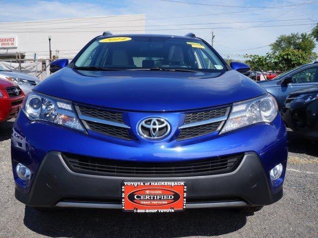 Certified 2014 Toyota RAV4 XLE