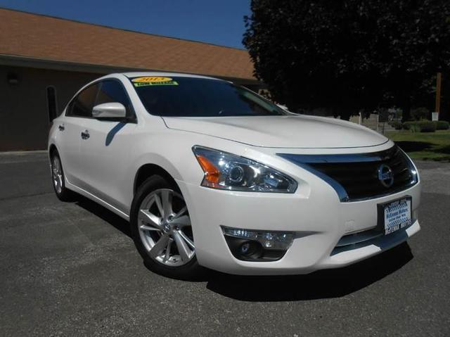 Used 2013 Nissan Altima 2.5 SL