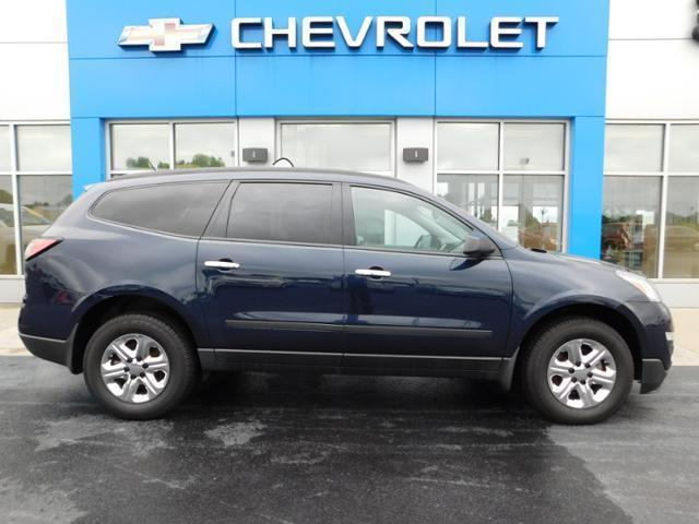 Certified 2015 Chevrolet Traverse LS