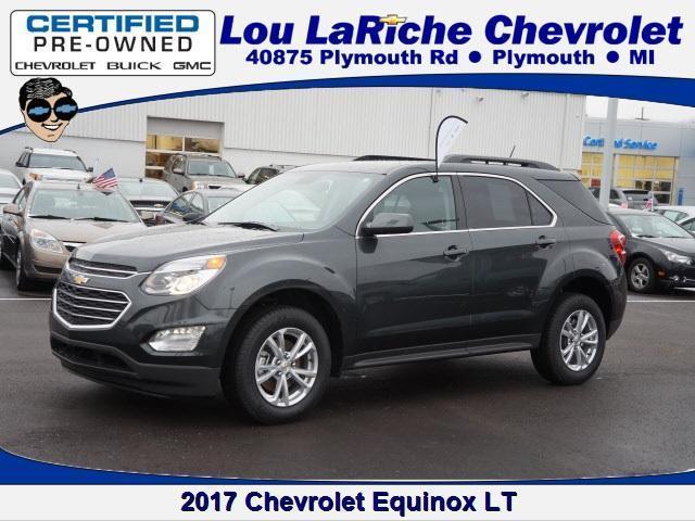 Certified 2017 Chevrolet Equinox 1LT