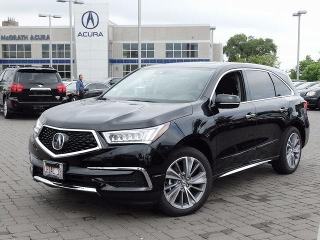 Used 2017 Acura MDX 3.5L w/Technology Package