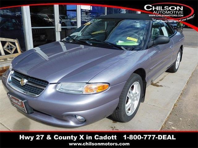Used 1997 Chrysler Sebring JXi