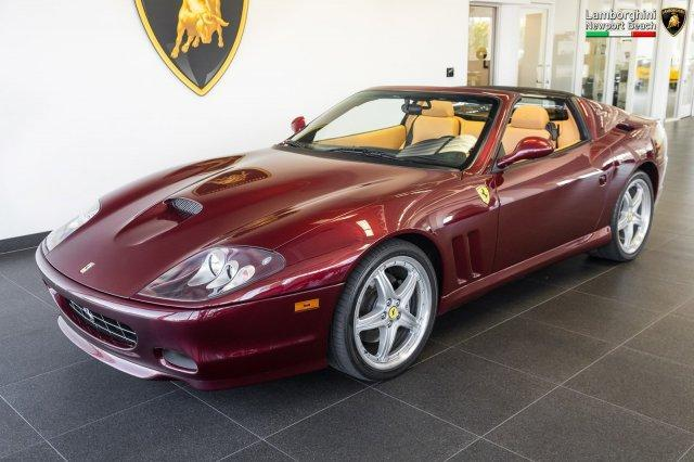 Used 2005 Ferrari 575 M SuperAmerica