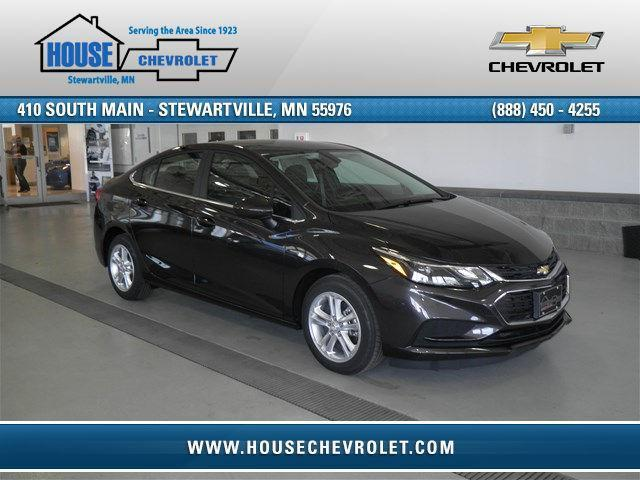 Used 2016 Chevrolet Cruze LT Automatic