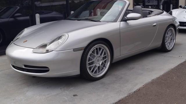 Used 1999 Porsche 911 Carrera Cabriolet