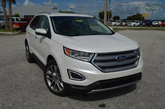 Used 2017 Ford Edge Titanium