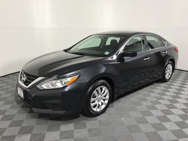 Certified 2017 Nissan Altima 2.5 S