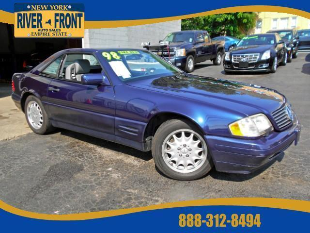 Used 1998 Mercedes-Benz  SL500 Roadster