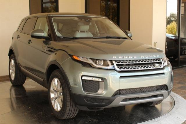 Used 2017 Land Rover Range Rover Evoque SE