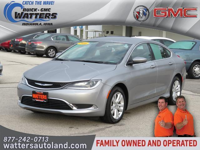 Used 2016 Chrysler 200 Limited