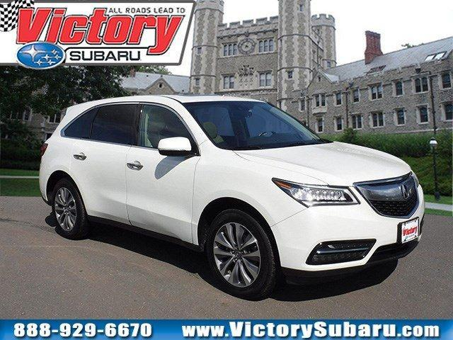 Used 2015 Acura MDX 3.5L Technology Package