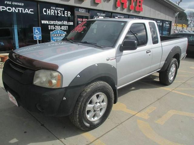 Used 2003 Nissan Frontier SVE King Cab