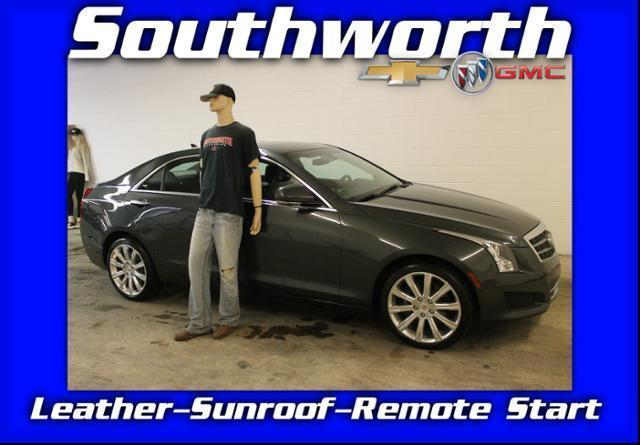 Used 2014 Cadillac ATS 2.0L Turbo Luxury