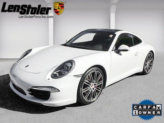 Certified 2015 Porsche 911 Carrera S