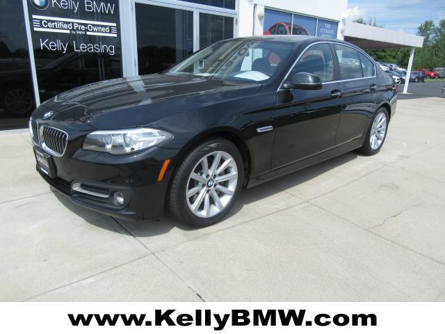 Certified 2015 BMW 535 i xDrive