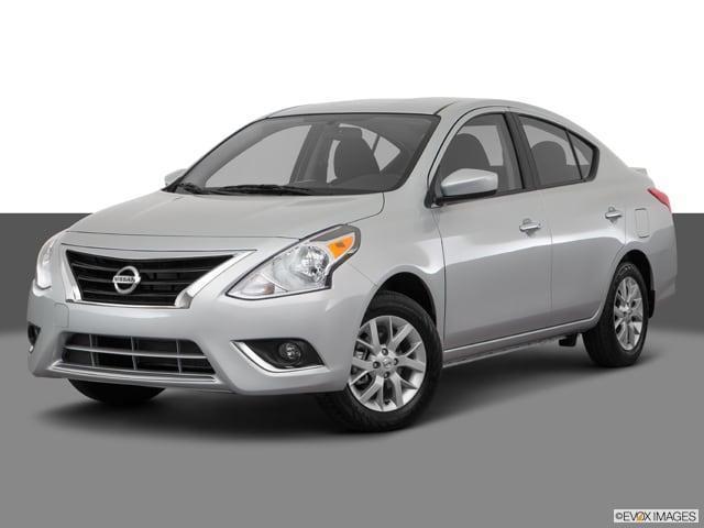 Certified 2017 Nissan Versa 1.6 SV