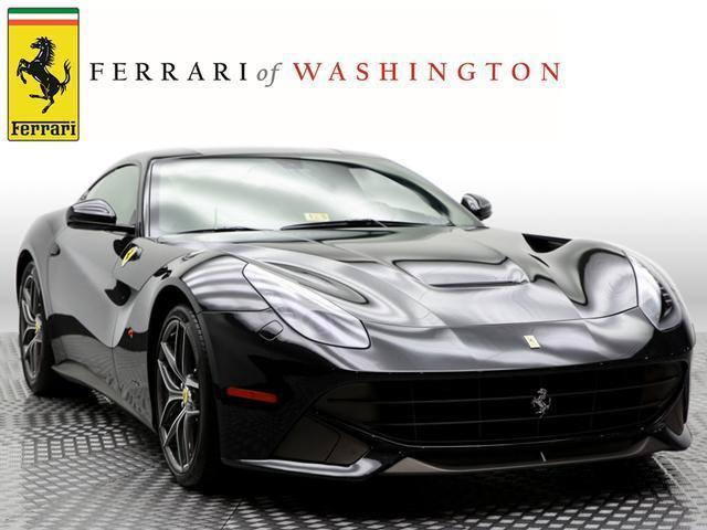 Used 2015 Ferrari F12berlinetta