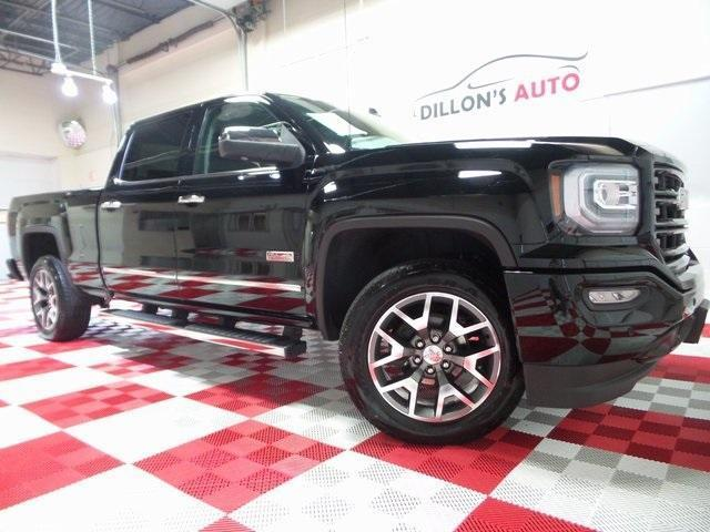 Used 2016 GMC Sierra 1500 SLT