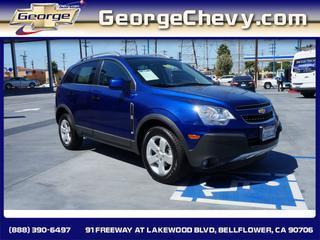 Used 2012 Chevrolet Captiva Sport