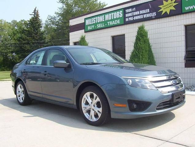 2012 ford fusion se for sale in chesterfield. Cars Review. Best American Auto & Cars Review