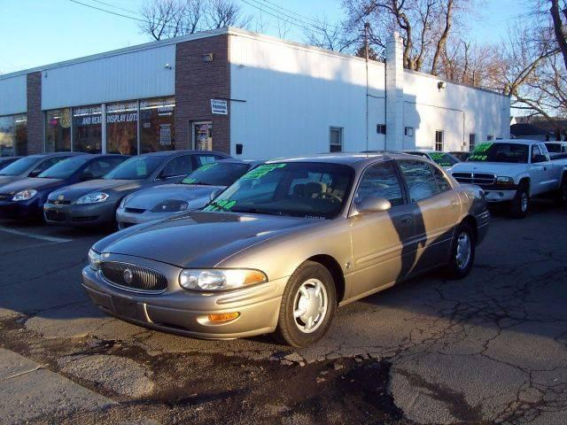 Used 2000 Buick LeSabre Limited