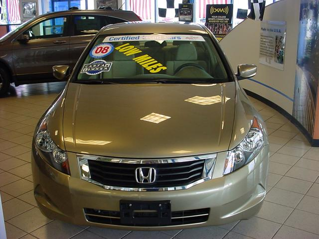 Used 2008 Honda Accord LX-P