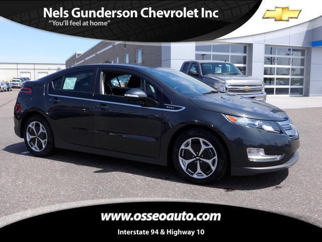 New 2014 Chevrolet Volt Base