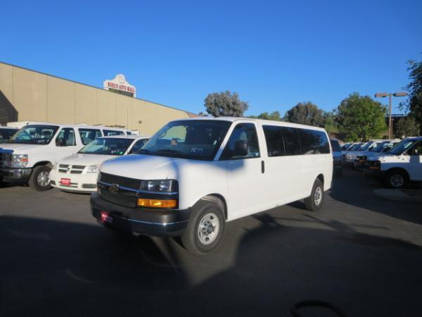 Used 2013 Chevrolet Express 3500 LT