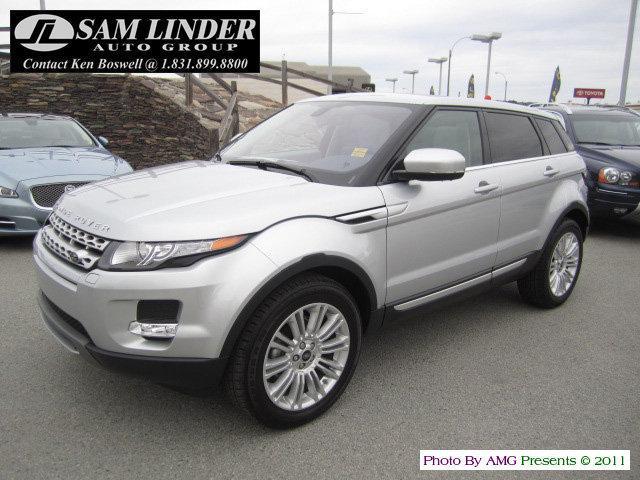New 2013 Land Rover Range Rover Evoque Pure