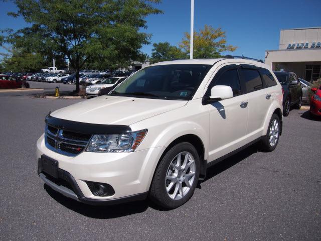 Used 2012 Dodge Journey Crew
