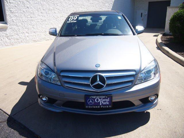 Used 2009 Mercedes-Benz  C300 4MATIC