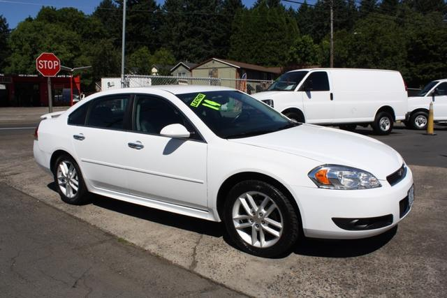 Used 2014 Chevrolet Impala Limited LTZ